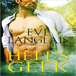 Review: Hell's Geek by Eve Langlais  (@mlsimmons, @EveLanglais)
