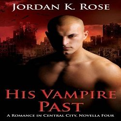 Review: His Vampire Past by Jordan K. Rose (@Mollykatie112)