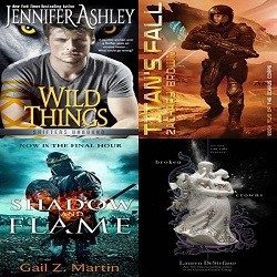 Fresh Meat: March 20 to 26 — 16 Speculative Fiction Releases