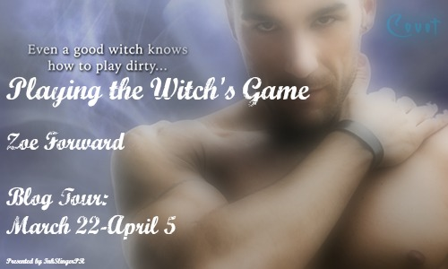Playing the Witch's Game by Zoe Forward