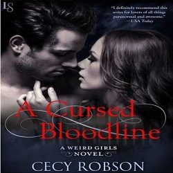 Review: A Cursed Bloodline by Cecy Robson (@cecyrobson)