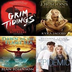 Fresh Meat: April 17 to 23 — 24 Speculative Fiction Releases