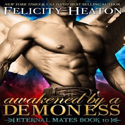 Review: Awakened by a Demoness by Felicity Heaton (@felicityheaton)