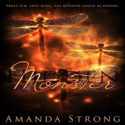 Review: Hidden Monster by Amanda Strong (@Mollykatie112, @aewstrong, @CleanTeenPub)