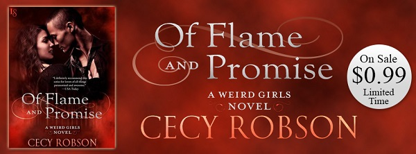 Of Flame and Promise Sale Blitz