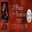 #99cent Sale: Of Flame and Promise by Cecy Robson (@CecyRobson, @Tastybooktours)