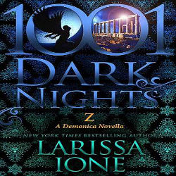 Review: Z by Larissa Ione (@mlsimmons, @LarissaIone, @1001darknights)