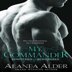 Review: My Commander by Alanea Alder (@Mollykatie112, @AlaneaAlder)