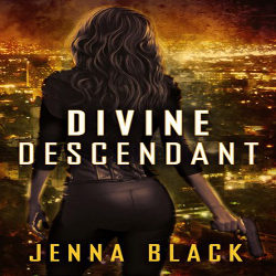 Review: Divine Descendant by Jenna Black (@mlsimmons, @jennablack)