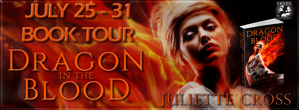 Dragon in the Blood Blog Tour