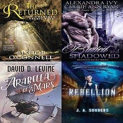 Fresh Meat: July 10 to 16 — 29 Speculative Fiction Releases