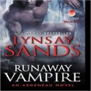 Review: Runaway Vampire by Lynsay Sands (@Mollykatie112, @LynsaySands, @avonbooks)