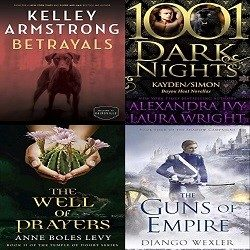 Fresh Meat: August 7 to 13 — 12 Speculative Fiction Releases