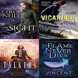 Fresh Meat: August 14 to 20 — 13 Speculative Fiction Releases