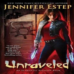 Review: Unraveled by Jennifer Estep (@Jennifer_Estep, @Pocket_Books)