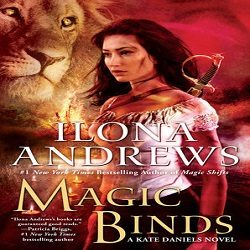 Review: Magic Binds by Ilona Andrews (@ilona_andrews, @AceRocBooks)