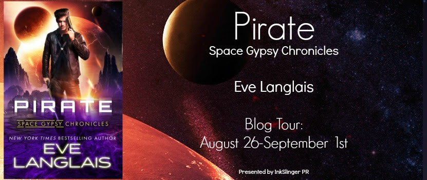 Pirate Blog Tour