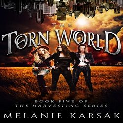 Review: The Torn World by Melanie Karsak (@Mollykatie112, @MelanieKarsak)