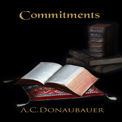 Review: Commitments by A.C. Donaubauer (@mlsimmons, @AC_Donaubauer)
