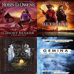 Fresh Meat: October 16 to 22 — 25 Speculative Fiction Releases
