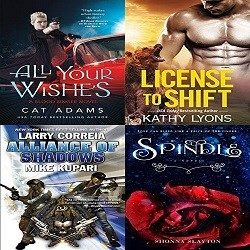 Fresh Meat: October 2 to 8 — 51 Speculative Fiction Releases