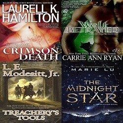 Fresh Meat: October 9 to 15 — 26 Speculative Fiction Releases