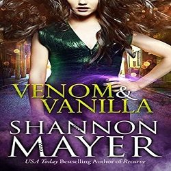 Review: Venom and Vanilla by Shannon Mayer