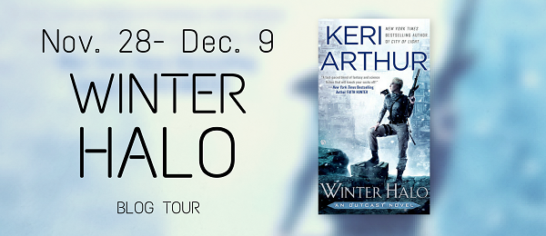 Winter Halo Blog Tour