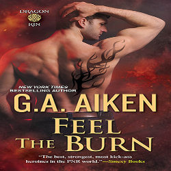 Review: Feel the Burn by G.A. Aiken (@mlsimmons)