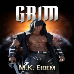 Review (and Squawk): Grim by M.K. Eidem