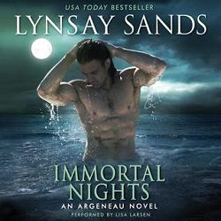 Audiobook Review: Immortal Nights by Lynsay Sands (@Mollykatie112, @LynsaySands, @HarperAudio)