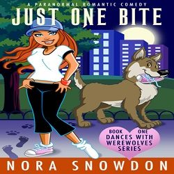 Review: Just One Bite by Nora Snowdon