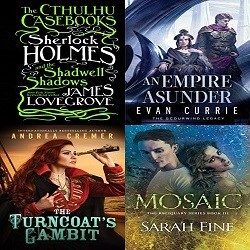 Fresh Meat: November 13 to 19 — 16 Speculative Fiction Releases