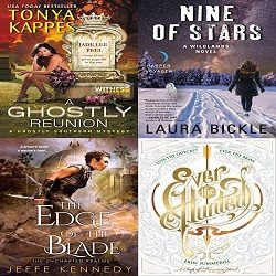 Fresh Meat: December 25 to December 31 — 12 Speculative Fiction Releases