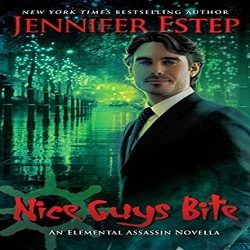 Review: Nice Guys Bite by Jennifer Estep (@Jennifer_Estep, @Pocket_Books)