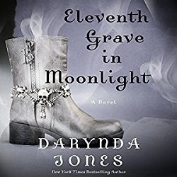 Audiobook Review: Eleventh Grave in Moonlight by Darynda Jones (@Darynda, @LoreleiKing, @MacmillanAudio)