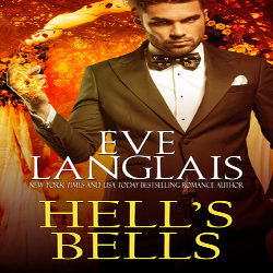 Review: Hell's Bells by Eve Langlais  (@mlsimmons, @EveLanglais)