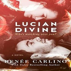 Review: Lucian Divine by Renee Carlino (@Mollykatie112, @renayz)
