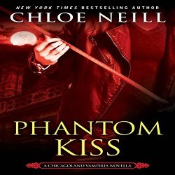 Review: Phantom Kiss by Chloe Neill (@chloeneill, @BerkleyPub)