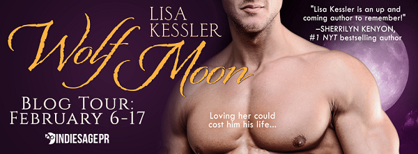Wolf Moon Blog Tour