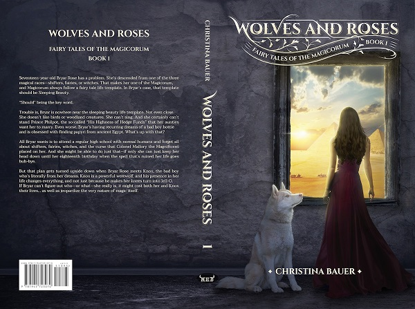 Wolves and Roses Full Cover