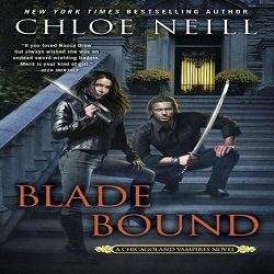 Tour Stop and Review: Blade Bound by Chloe Neill (@chloeneill, @BerkleyPub)