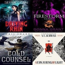 Fresh Meat: February 19 to 25 — 13 Speculative Fiction Releases