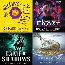 Fresh Meat: February 26 to March 4 — 23 Speculative Fiction Releases