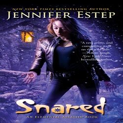 Interview, Review and Giveaway: Snared by Jennifer Estep (@Jennifer_Estep, @Pocket_Books, @LetsTalkLTP)
