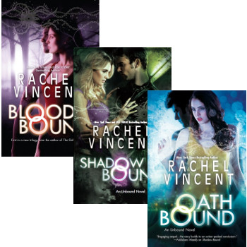 Audiobook Series Review: Unbound by Rachel Vincent (@mlsimmons, @rachelkvincent)