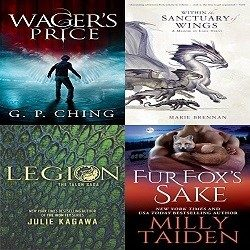 Fresh Meat: April 23 to 29 — 17 Speculative Fiction Releases