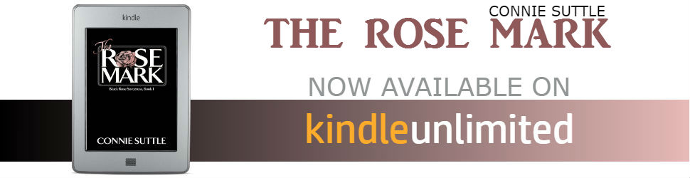 The Rose Mark by Connie Suttle
