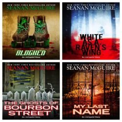 Review: InCryptid Novellas, Extras, Freebies, etc. by Seanan McGuire, Part 2