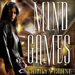 Audiobook Review: Mind Games by Carolyn Crane (@mlsimmons, @CarolynCrane, @audible_com)